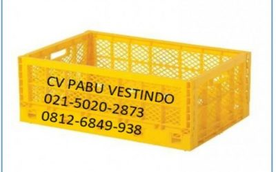 1101 Keranjang Box Container foldable