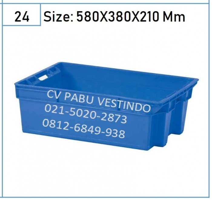 5011 Box Container Rapat