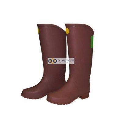 Sepatu Boot Tahan Listrik ( Insulated Rubber Boot) Yotsugi 20KVA 3Min