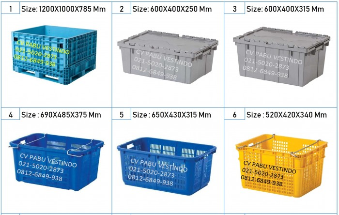 Keranjang Box Container