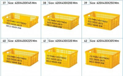 Jual Box Container Plastik