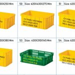 Keranjang Box Container Plastik
