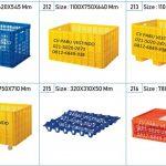 Jual Container Box Keranjang Plastik Industri Serbaguna Rabbit bukan Green Leaf