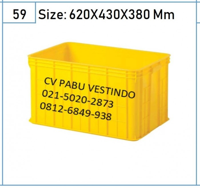 2288 Box Container Rapat