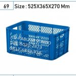 3005 Keranjang Container Berlubang