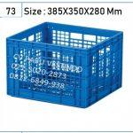 3009 Keranjang Container Berlubang