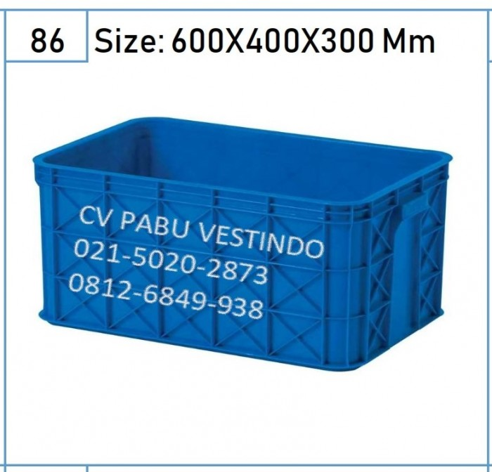 3326 Box Container Rapat