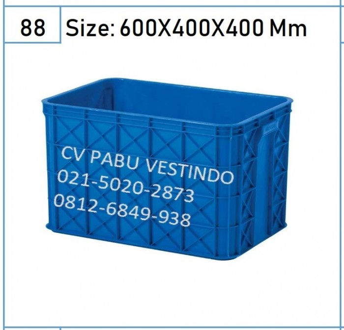 3329 Box Container Rapat