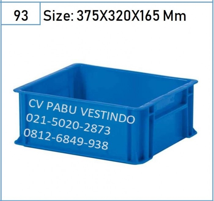 4066 Box Container Rapat