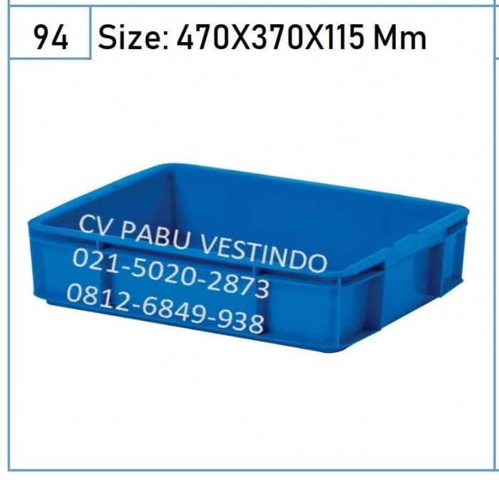 4067 Box Container Rapat