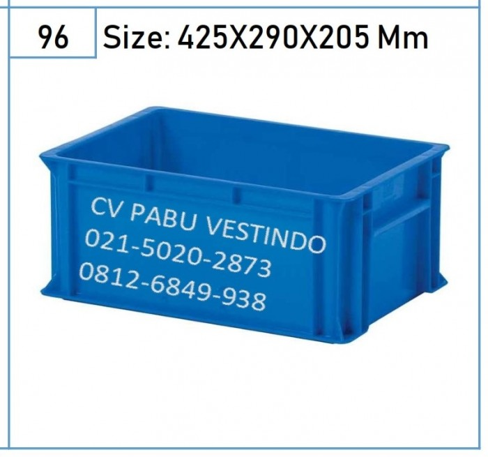 4088 Box Container Rapat
