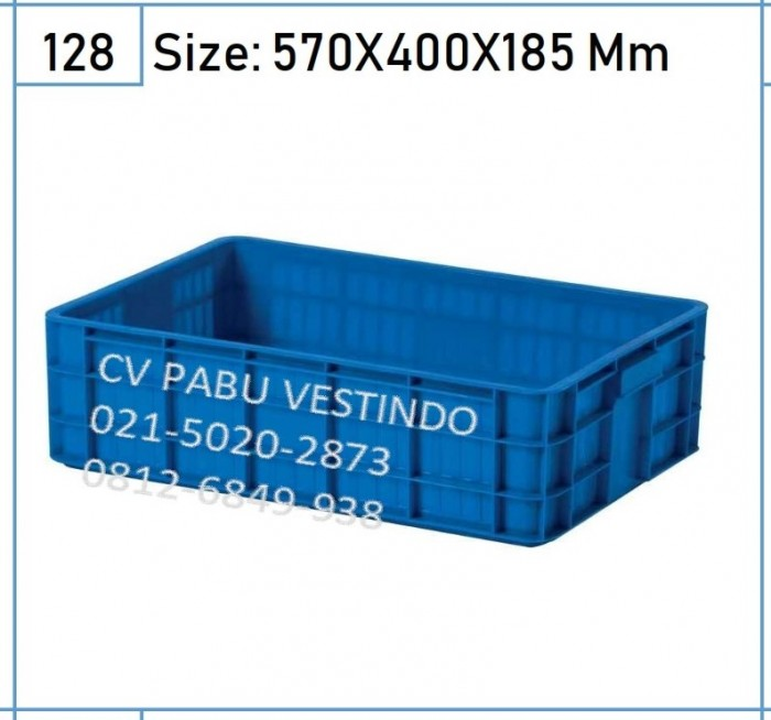 5088 Box Container Rapat