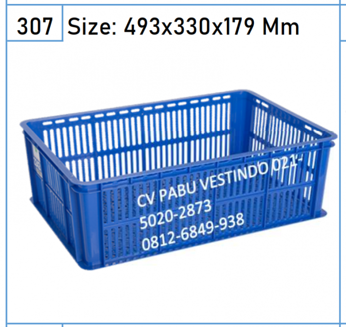 2242 Keranjang Box Container