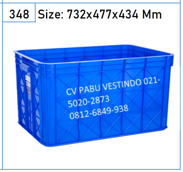 2244 Box Keranjang Container