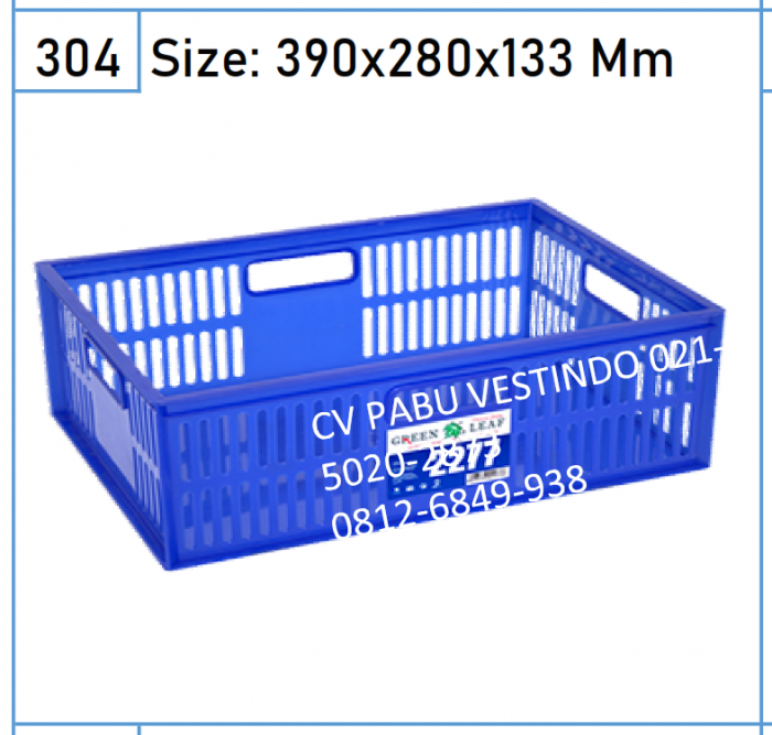 2277 Keranjang Box Container