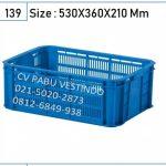 6004 Keranjang Container Berlubang