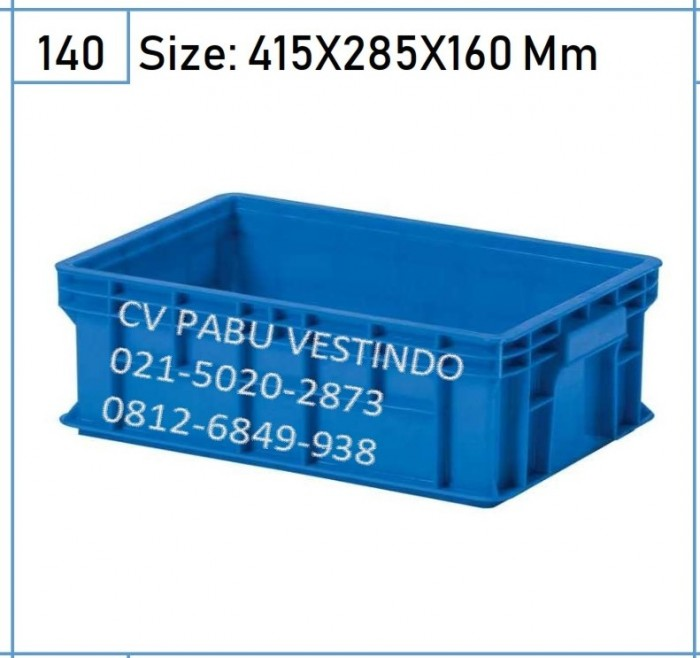 6011 Box Container Rapat