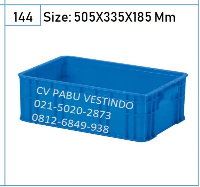 6033 Box Container Rapat