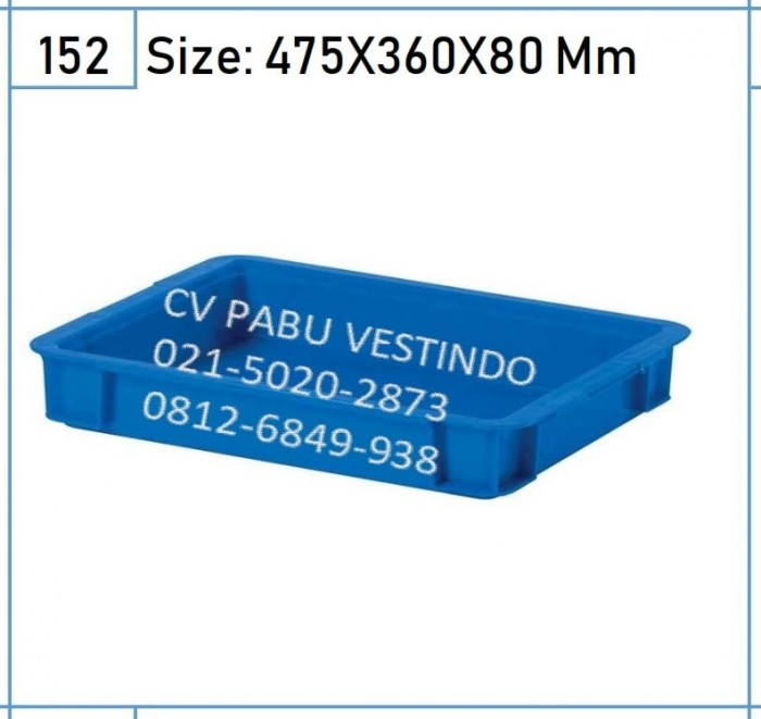 6066 Box Container Rapat
