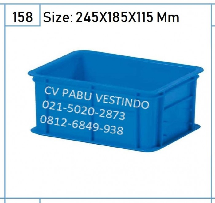 6111 Box Container Rapat