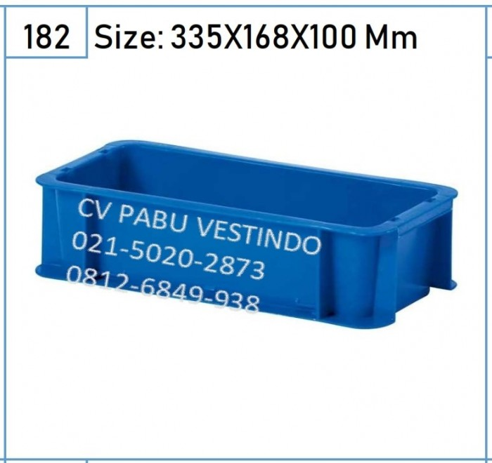 6262 Box Container Rapat