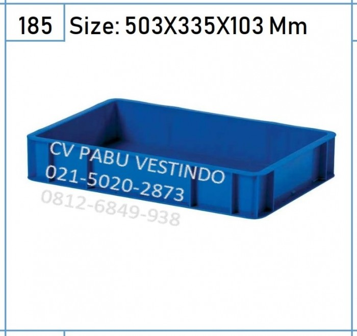 6553 Box Container Rapat