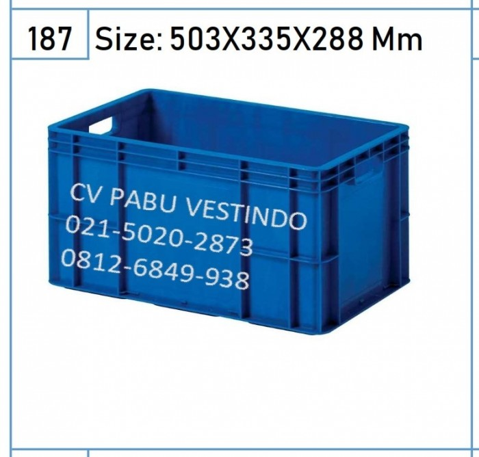 6556 Box Container Rapat