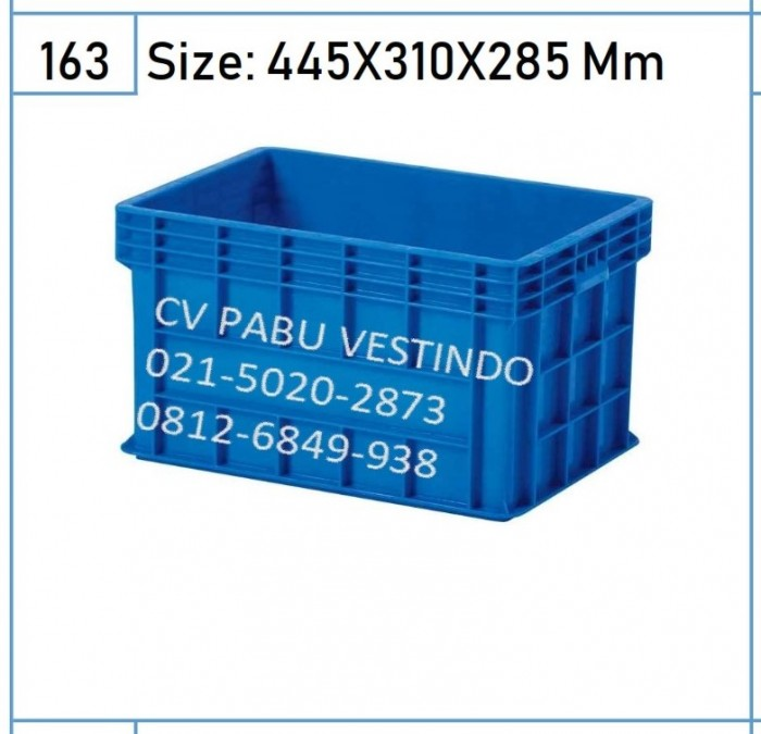 6623 Box Container Rapat