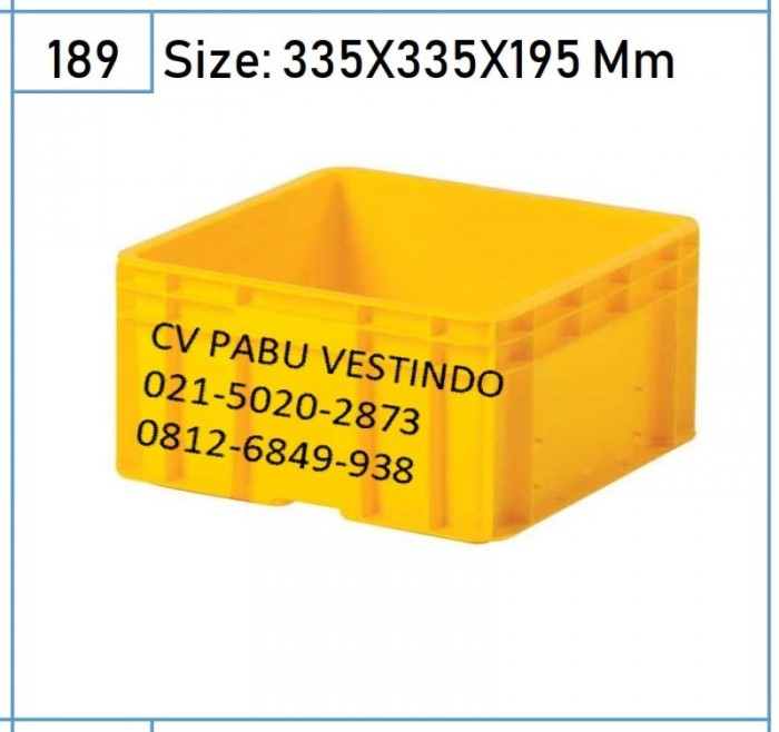 6644 Box Container Rapat