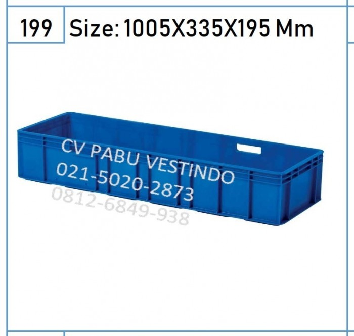 6688 Box Container Rapat