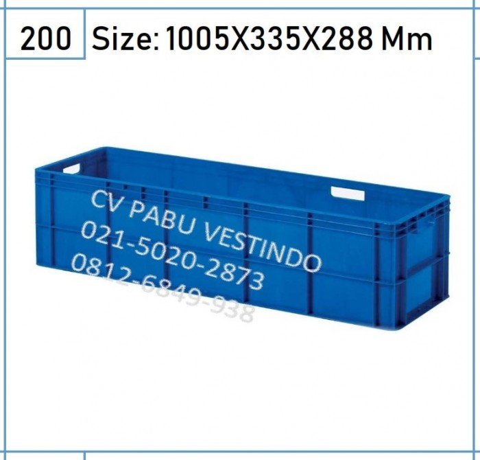 6689 Box Container Rapat