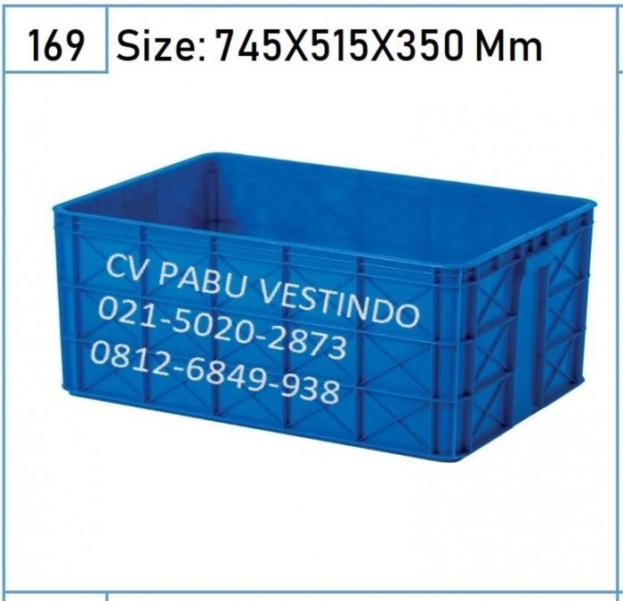 7033 Box Container Rapat