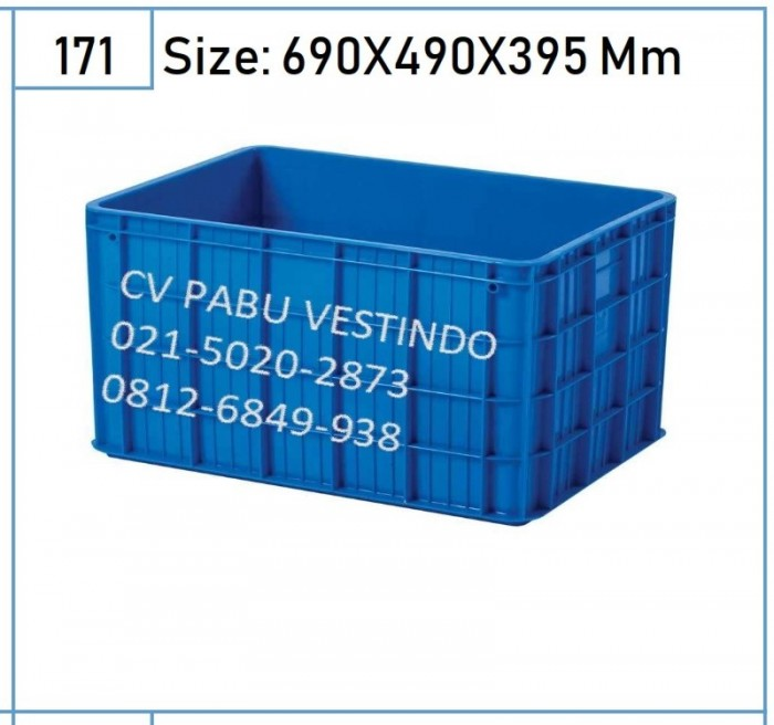 7077 Box Container Rapat